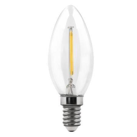 ŻARÓWKA LED Filament LED E14 4W 220-240V biała ciepła