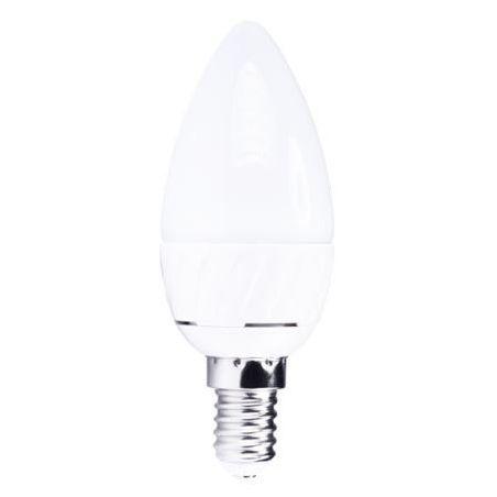 ŻARÓWKA LED E14 C30 5W SMD biała ciepła