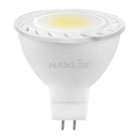 Żarówka LED MR16 5W COB AC/DC biała zimna