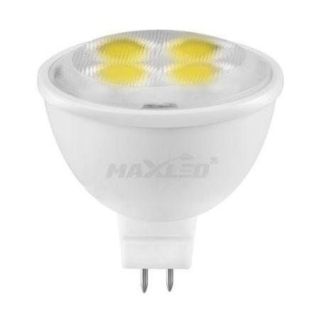 Żarówka LED MR11 SMD 3W 12V barwa zimna