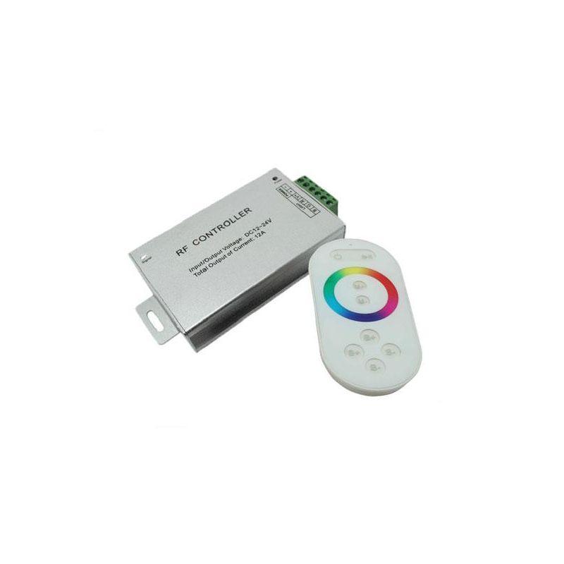 Sterownik RGB pilot radiowy dotykowy RF12A