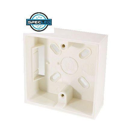 Puszka instalacyjna naścienna do paneli dotykowych