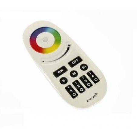 PILOT RF 2.4G 4-strefowy RGB | RGB+W