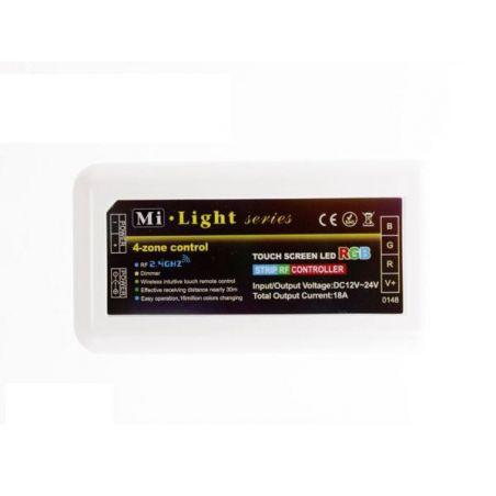 Mi Light Odbiornik 18A RF 2.4G 4-strefowy RGB