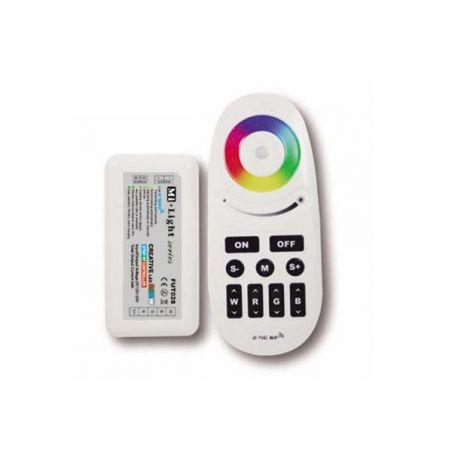 Mi Light Sterownik RGB+W pilot radiowy dotykowy RF 24A 2.4Ghz