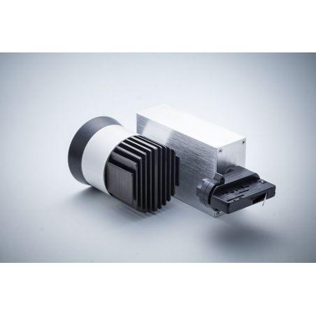 Reflektor szynowy 3- fazowy LED COB 20W obudowa aluminiowo-czarna 230V