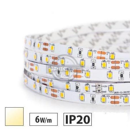 Taśma LED OSRAM 6W/m, 540lm/m, 3000K, 12VDC, IP20, 5m