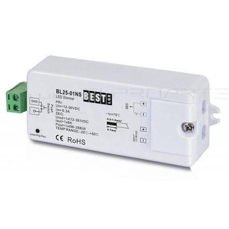 Odbiornik strefowy LED BL25-01 NS (12-36V DC)