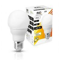 LED / E27 / 10W / odp.80W / BIAŁA CIEPŁA / ŻARÓWKA LED INQ