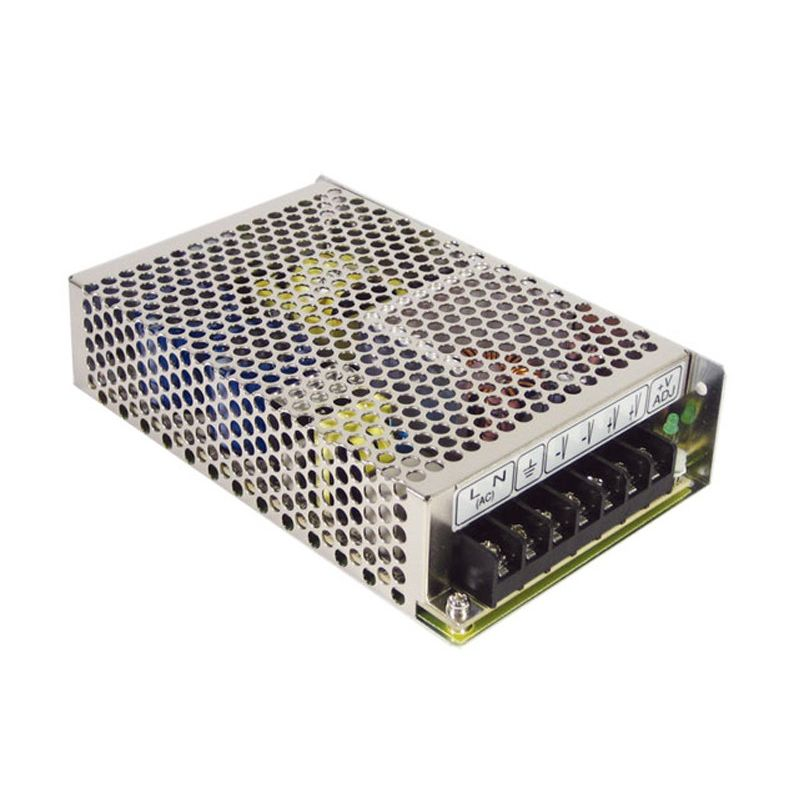 Zasilacz modułowy Mean Well RS-100-12, 100W, IP20, 12VDC