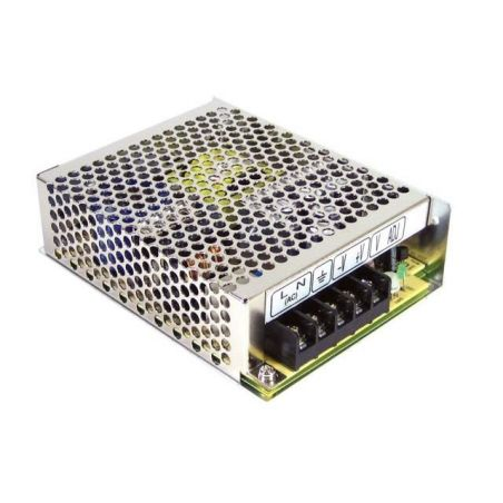 Zasilacz modułowy Mean Well RS-75-24, 75W, IP20, 24VDC