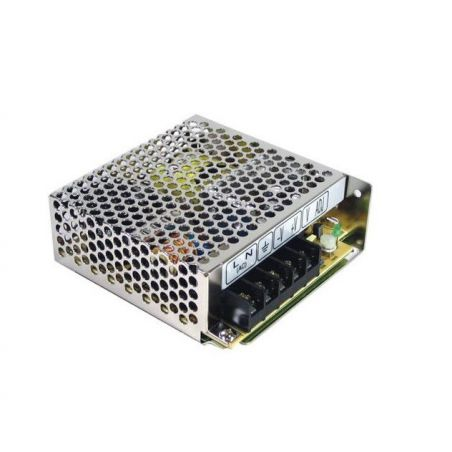 Zasilacz modułowy Mean Well RS-50-12, 50W, IP20, 12VDC