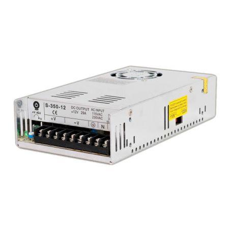 Zasilacz modułowy POS-350-12, 350W, IP20, 12VDC/29A
