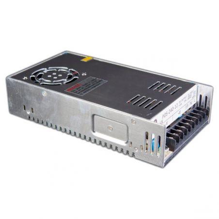 Zasilacz modułowy POS-240-12, 240W, IP20, 12VDC/20A
