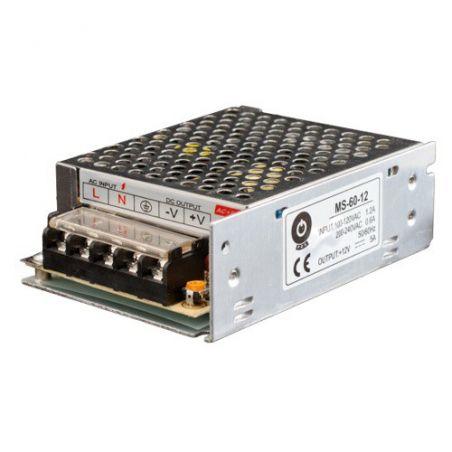 Zasilacz modułowy POS-60-12, 60W, IP20, 12VDC/5A