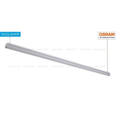 Lampa NULAMP GIP QUADRO W 100cm, 22W, 2100lm, 3000K, Ra80