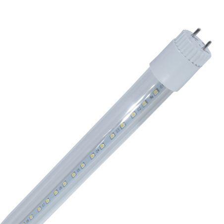 Tuba LED ART T8, 120cm, 18W, AC-230V, glass transp.270st, WW 3000K