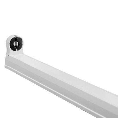 Oprawa ART dla TUB LED T8, 60cm,  AC-230V, biała