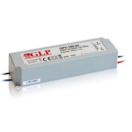 Zasilacz wodoszczelny  GPV-100-24, 100W, 4,2A, IP67, 24VDC