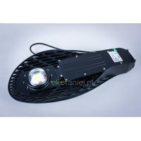 GREENIE Oprawa uliczna LED ST COB Bridgelux 80W MeanWell driver IP65 aluminiowa czarna