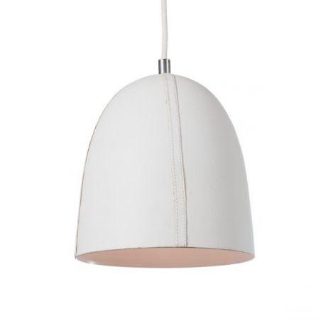 Febe Leather - White LOFTLIGHT