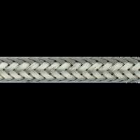 Kabel w oplocie metalowym 2 x 0,75 - 100