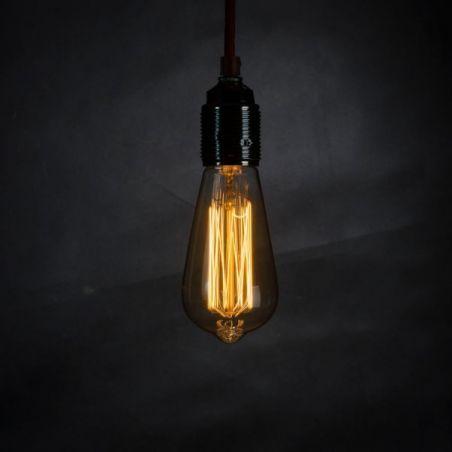 Żarówka dekoracyjna Edison ST 64 40W