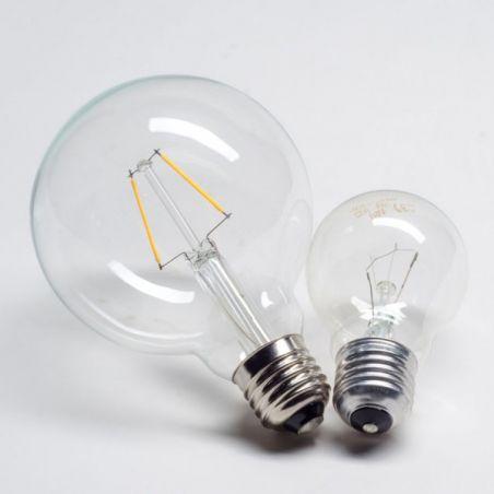Żarówka dekoracyjna Globe 95 LED 2W