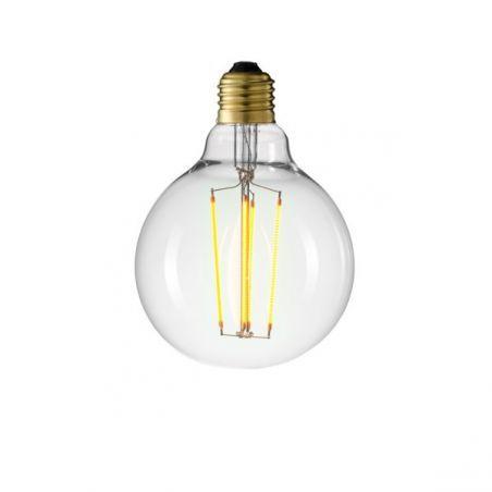 Żarówka dekoracyjna Globe 95 Vintage LED 4,5W