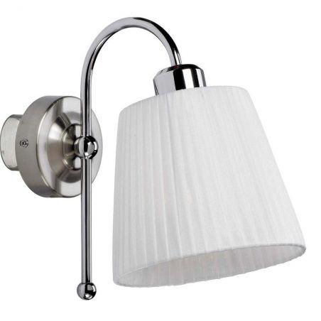 Kinkiet Nowoczesny 1pł ATLANTA 550160 LampGustaf Lamp Gustaf 1x40W/E27 230V 24x16 cm - NEGOCJUJ CENĘ!
