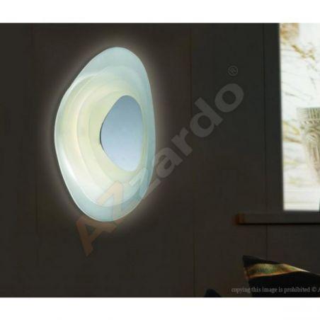 Plafon ścienno-sufitowy 1pł STRATO AB9046-1 AZzardo 1x22W/T5 230V 7x35 cm - NEGOCJUJ CENĘ!