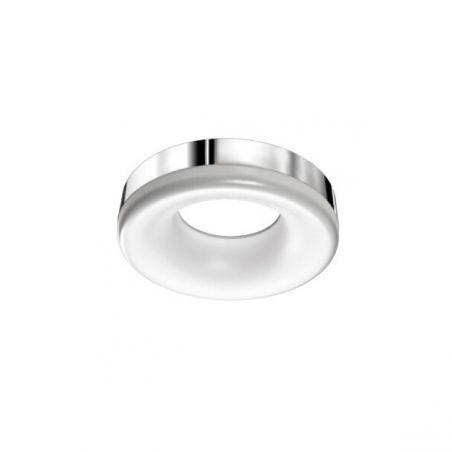 Lampa Sufitowo-Ścienna 1pł RING LC2310/1C CH AZzardo 1x40W/T5 230V 9x37 cm - NEGOCJUJ CENĘ!