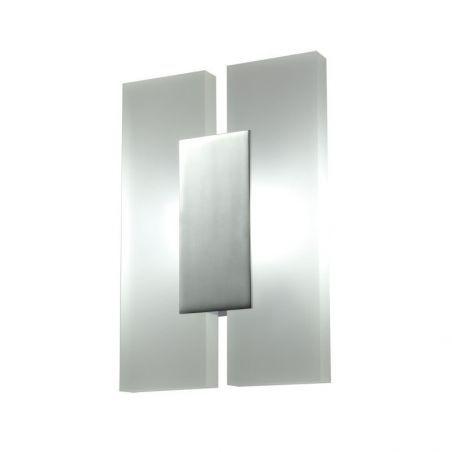 Plafon ścienny 2pł STRONO MB192A/2 Italux 2xLED/3W 230V 12,5x18 cm