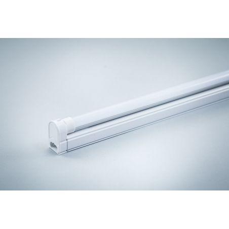 Świetlówka LED 6W T5-550mm matowa z oprawą