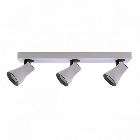 Plafon sufitowy LED 3pł VALENTINA FH31763A11 Italux 3x4W/GU10 230V 12x6,5x56 cm