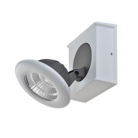 Reflektor halogenowy 1pł CATALINA FH31781A13 Italux 1x7W/LED 230V 15x11x11 cm