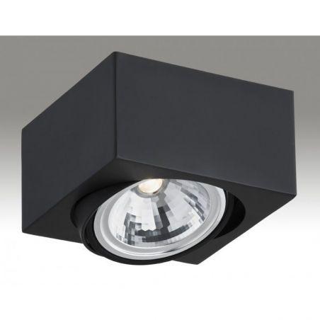 Plafon sufitowy LED 1pł RODOS 3071 Argon 1xLED/7W 230V 8,5x15 cm - NEGOCJUJ CENĘ!