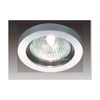 Oczko halogenowe 1pł DOWNLIGHTS MQ71810-1B Italux 1x50W/GU5,3/MR16 230V 3x7 cm