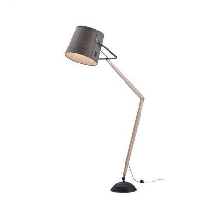 Lampa podłogowa 1pł LEGEND 105081 LampGustaf Lamp Gustaf 1x60W/E27 230V 170x38 cm - NEGOCJUJ CENĘ!