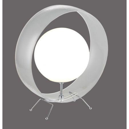 Lampka stołowa 1pł EVORA 287 Argon 1x60W/E27 230V 40x35 cm - NEGOCJUJ CENĘ!
