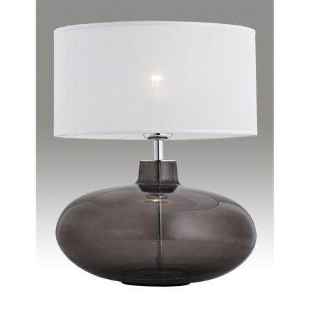 Lampka stołowa 1pł SEKWANA 3050 Argon 1x60W/E27 230V 42x30 cm - NEGOCJUJ CENĘ!