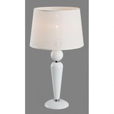 Lampka stołowa 1pł VALENCJA 389 Argon 1x60W/E27 230V 40x30 cm - NEGOCJUJ CENĘ!