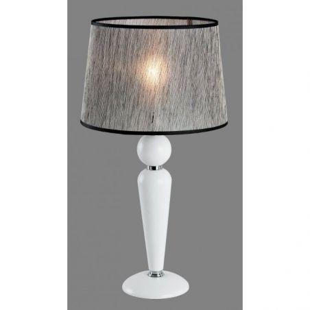 Lampka stołowa 1pł VALENCJA 390 Argon 1x60W/E27 230V 40x30 cm - NEGOCJUJ CENĘ!