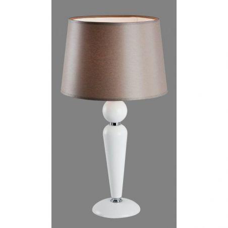 Lampka stołowa 1pł VALENCJA 391 Argon 1x60W/E27 230V 40x30 cm - NEGOCJUJ CENĘ!