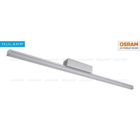 Lampa NULAMP GIP QUADRO P + BOX 200cm, 44W, 4200lm, 3000K, Ra80