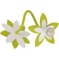 Kinkiet dziecięcy 1pł FLOWERS GREEN 6897 Nowodvorski 1x35W/GU10 230V 50x20 cm - NEGOCJUJ CENĘ!