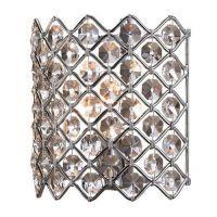 Kinkiet kryształowy 1pł 102331 LINDO Markslojd 1x40W/E14 230V 20x20 cm - NEGOCJUJ CENĘ!
