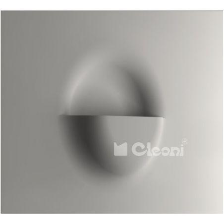Lampa do zabudowy AMADA HP 1119HP Cleoni 1x18W/G24q-2 , 1x18W/G23 , 18x0,07W/LED 12V, 230V 43x36 cm - NEGOCJUJ CENĘ!