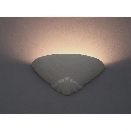 Kinkiet ceramiczny 1pł NINA GK600c 1011 Cleoni 1x60W/E27 230V 13,2x32 cm - NEGOCJUJ CENĘ!