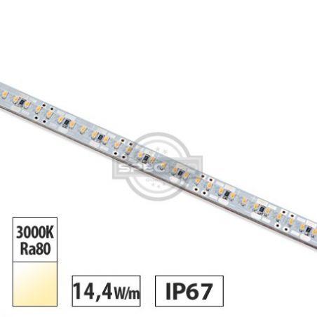 Wodoszczelna Listwa LED OSRAM 14,4 W/m, 1490lm/m, 24VDC, IP67, 3000K, 1m, gwarancja 3 lata
